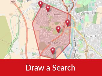 Draw a Search for properties at Hackney & Leigh