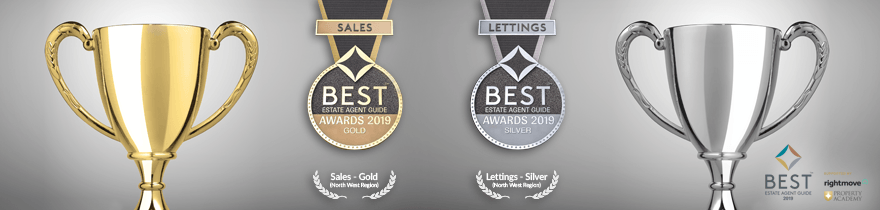 Best Estate Agents Awards 2019 Gold Silver Hackney & Leigh
