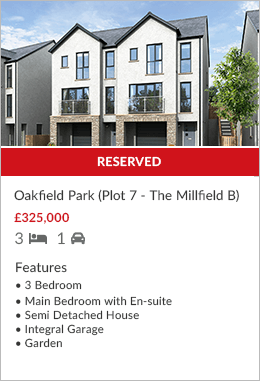 Oakfield Park Plot 7