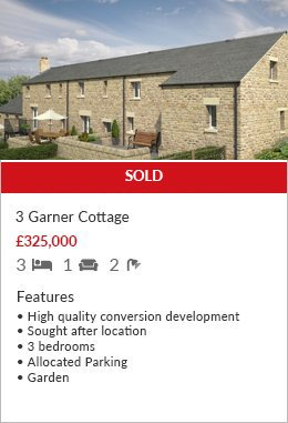 Low Wood Casterton Plot 3 sold by Hackney & Leigh